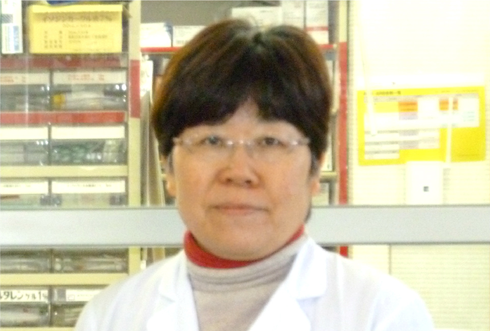 桑尾 美賀代表