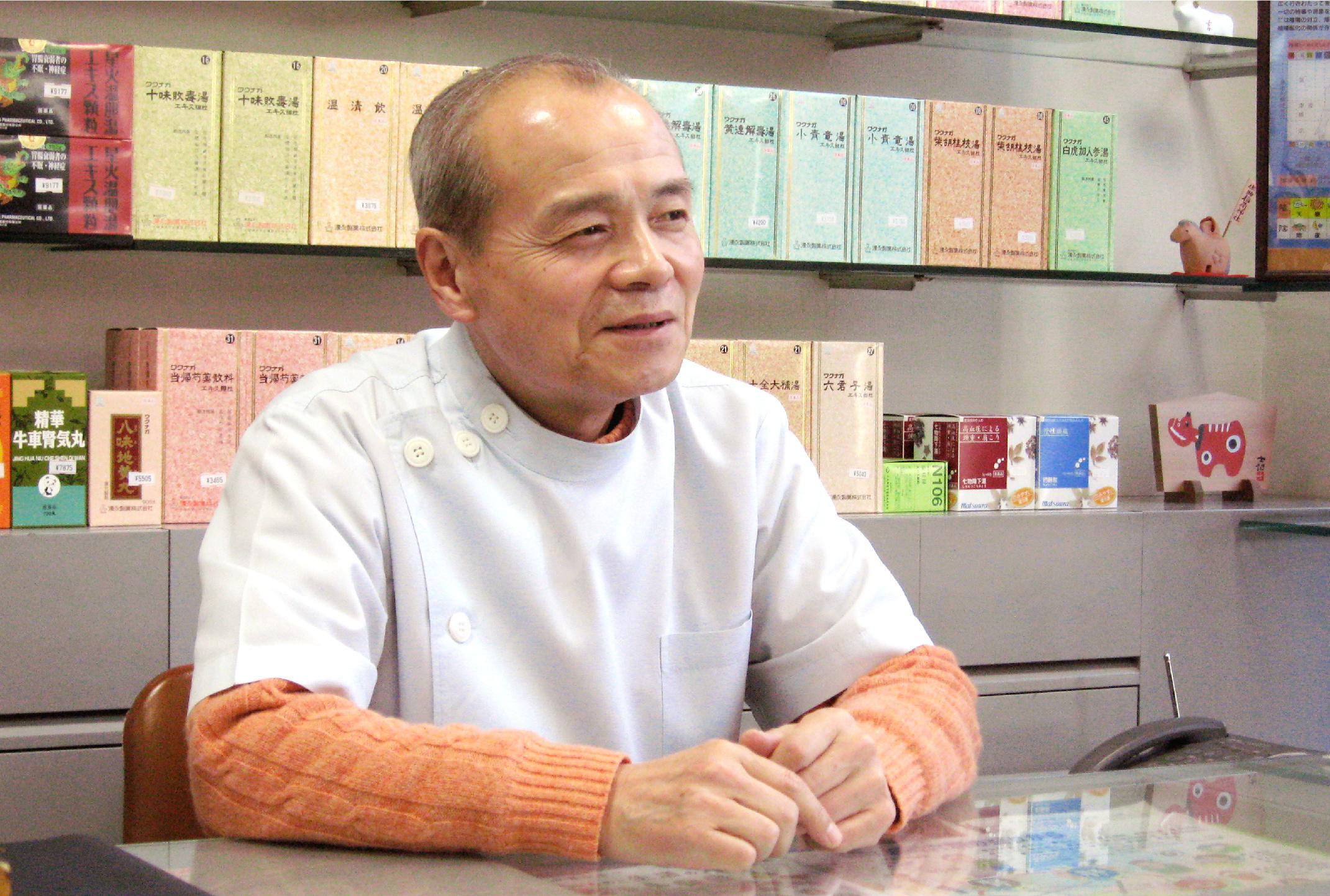 岡田正臣代表