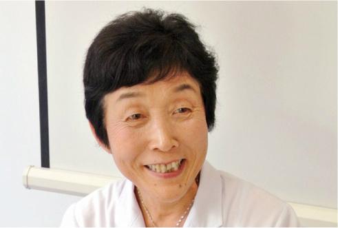 峯村 ふみ子代表